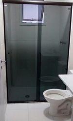 Box para banheiro de vidro temperado