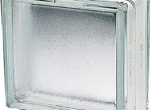 bloco de vidro medida