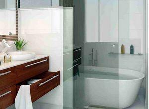 box de banheiro de vidro