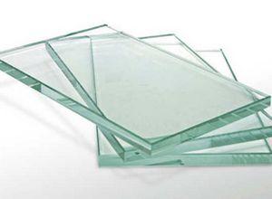 componentes do vidro comum
