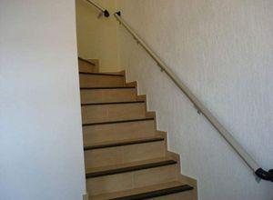 corrimão de parede para escada