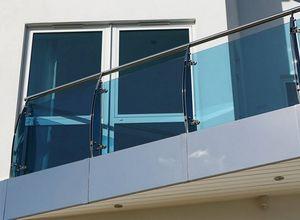 guarda corpo de vidro varanda