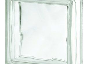 quanto mede um bloco de vidro