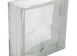 tijolo de vidro em promoção