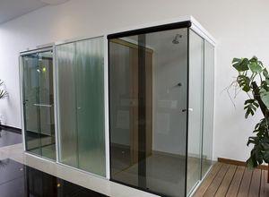 vidro temperado box