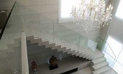 Espessura de vidro para guarda corpo