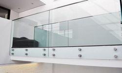 Guarda corpo vidro com prolongador