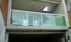 Guarda corpo vidro temperado