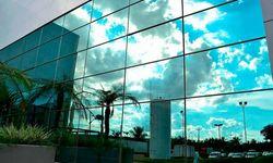 Vidro espelhado