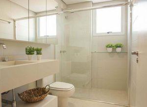banheiro com box