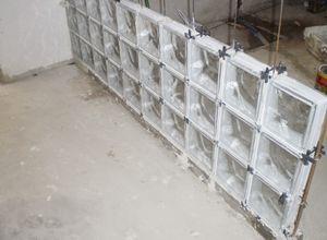 bloco de vidro dimensões