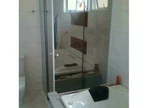 box banheiro espelhado