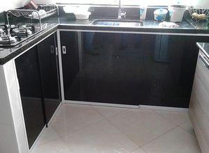 box de vidro para cozinha