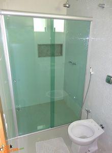 box de vidro preço m2