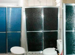 box para banheiro em acrílico
