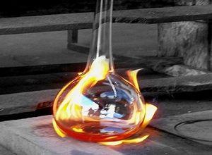 confecção de vidro