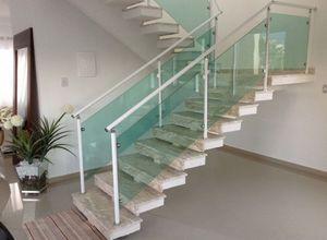 corrimão de escada inox preço