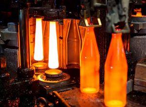 fabricação do vidro