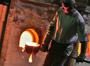 fabricação vidro matéria prima