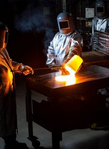fabricando o vidro