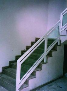 guarda corpo para escada residencial
