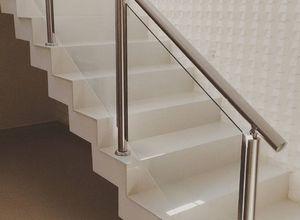 preço de corrimão de inox para escada