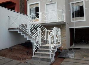 sacada com escada