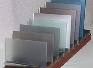 vidro anti reflexo