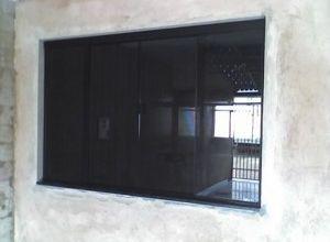 vidro escuro