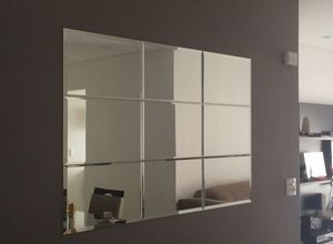 vidro espelho