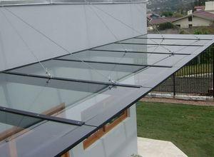 vidro para cobertura